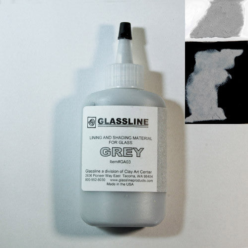 Grey Glassline Paint