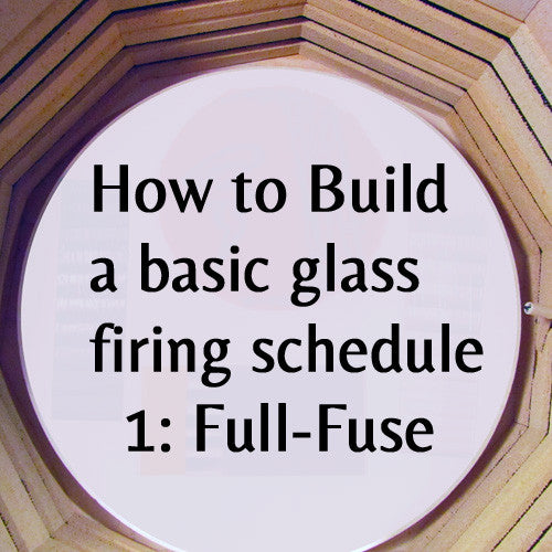 How to Build a Firing Schedule 1