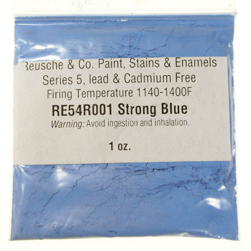 Reusche Strong Blue Pigment
