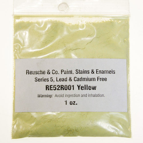 Reusche Yellow Pigment