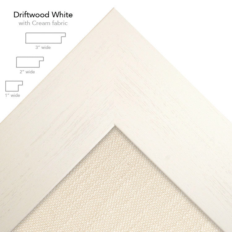 driftwood white cream