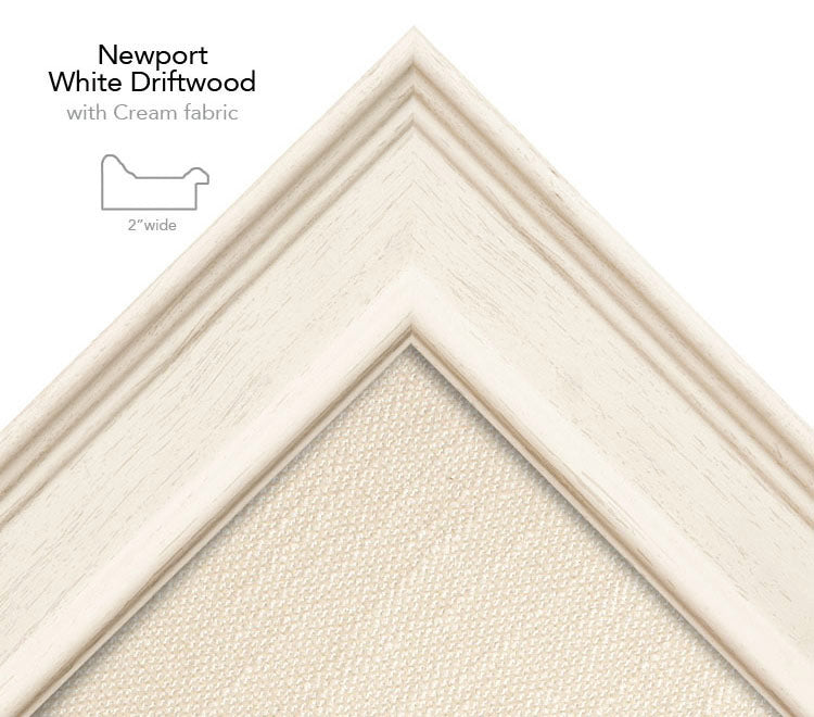 newport white cream