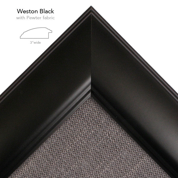 weston black pewter