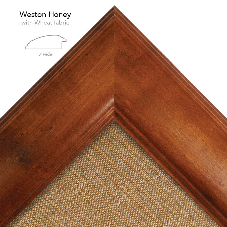 weston honey wheat