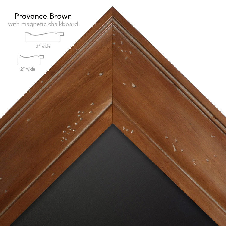 provence brown chalk