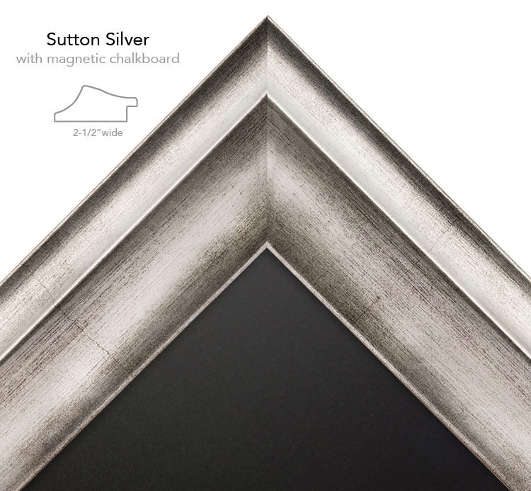 sutton silver chalk