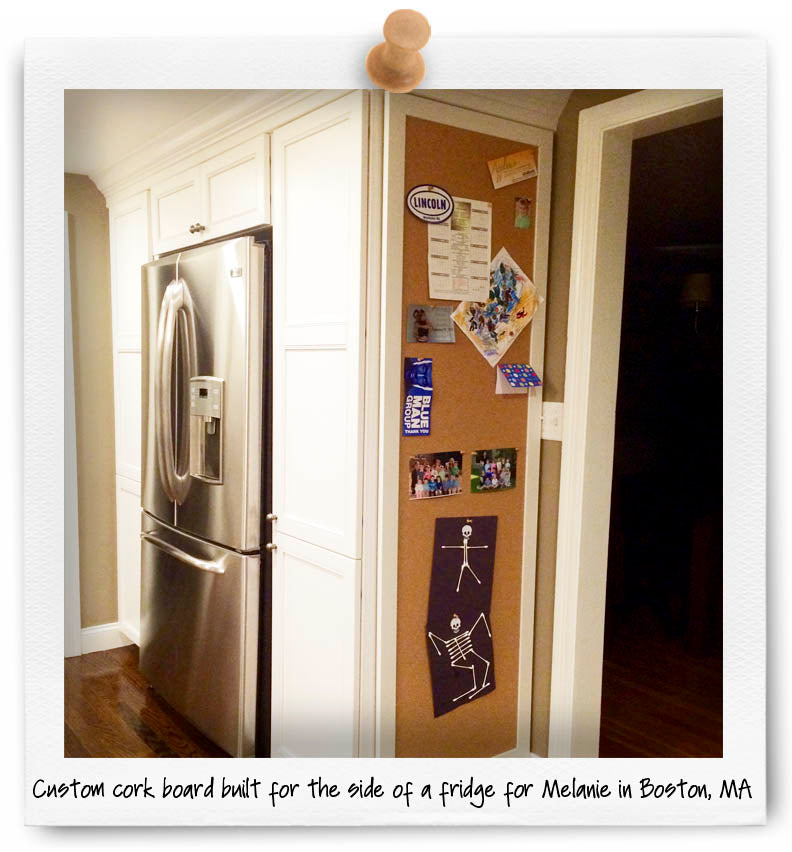 Cork boards for walls Cool Because We Make All Our Products From Scratch Right Here In Our New England Workshop We Can Easily Design And Build Custom Cork Board or Any Of Our Fun Cheap Or Free Custom Cork Boards Corkboardcom