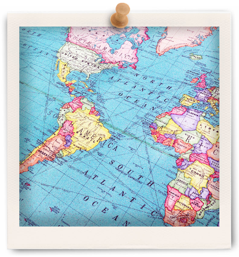 Cork board maps us world maps printed on cork corkboard click here to view us map frame choices click here to view us map frame choices gumiabroncs Images