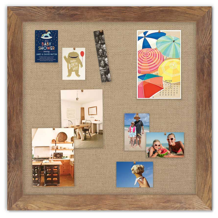 Cork Bulletin Board Bulletin Boards 36 X 36 Corkboardcom