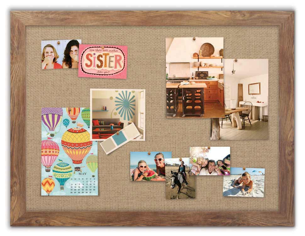 Fabric Bulletin Boards 42 x 32