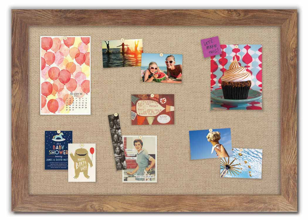 Magnetic Bulletin Boards 48 x 34