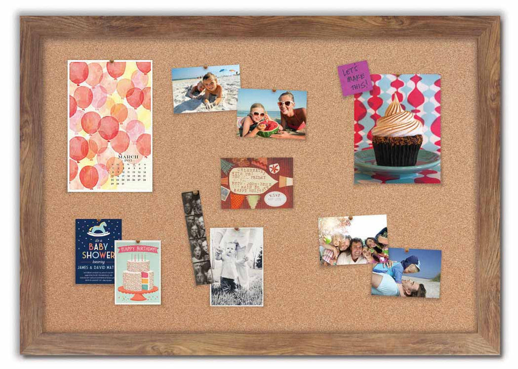 Decorative Cork Boards 48 x 34