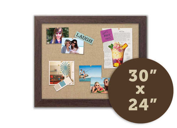 "Decorative Bulletin Boards 30"" x 24"""