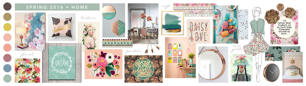 Spring 2016 Home Decor Trends Stratton Home Decor