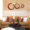 Geometric Circles Wall Décor