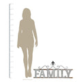 Stratton Home Decor Family Wall Sign