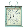 Distressed Whimsical Wall Clock