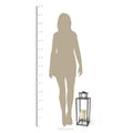 Stratton Home Decor Tall Metal Lantern