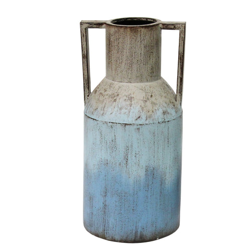 Stratton Home Decor Tall Ombre Milk Can