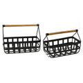 Stratton Home Decor Modern Farmhouse Basket Set