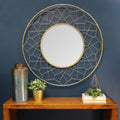 Stratton Home Decor Aimee  Mirror