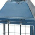 Stratton Home Decor Blue Lighthouse Lantern