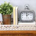 Stratton Home Decor Alexander Table Clock