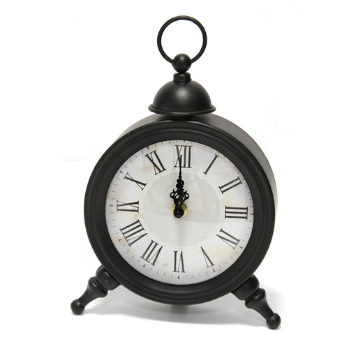 Stratton Home Decor Norman Table Clock
