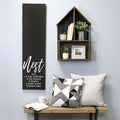 Stratton Home Decor Definition of Nest Oversized Wall Art