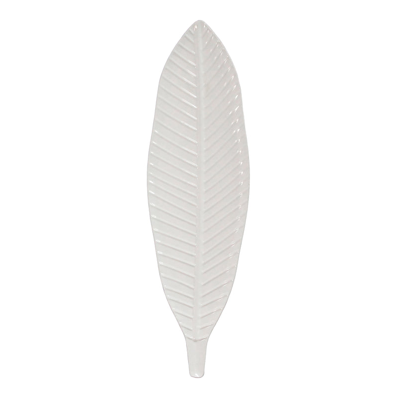 Stratton Home Decor Decorative Metal Leaf