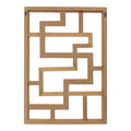 Stratton Home Decor Modern Wood Wall Panel