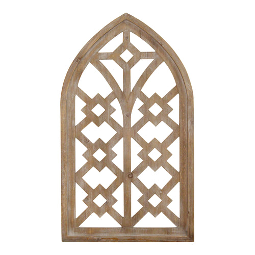 Stratton Home Decor Wood Arch Wall Décor