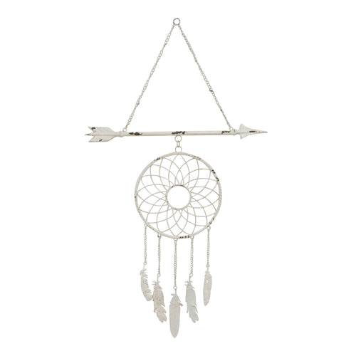 Stratton Home Decor  Metal Dreamcatcher Wall Décor