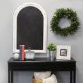 Stratton Home Decor Arch Farmhouse Chalkboard Wall Décor
