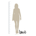 Stratton Home Decor Love Freestanding Tabletop Decor