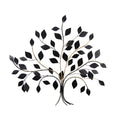 Stratton Home Decor Golden Tree of Life Wall Décor