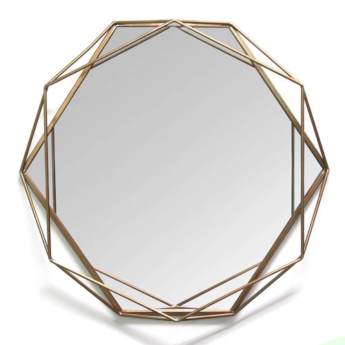Stratton Home Decor Chloe Wall Mirror