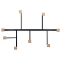 Stratton Home Decor Modern Minimalist Floating Wall Hooks
