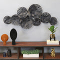 Stratton Home Decor Modern Tribal Black Velvet Face Statue
