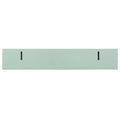 Stratton Home Decor Light Green Floating Wall Shelf