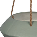 Stratton Home Decor Grey Hanging Planter