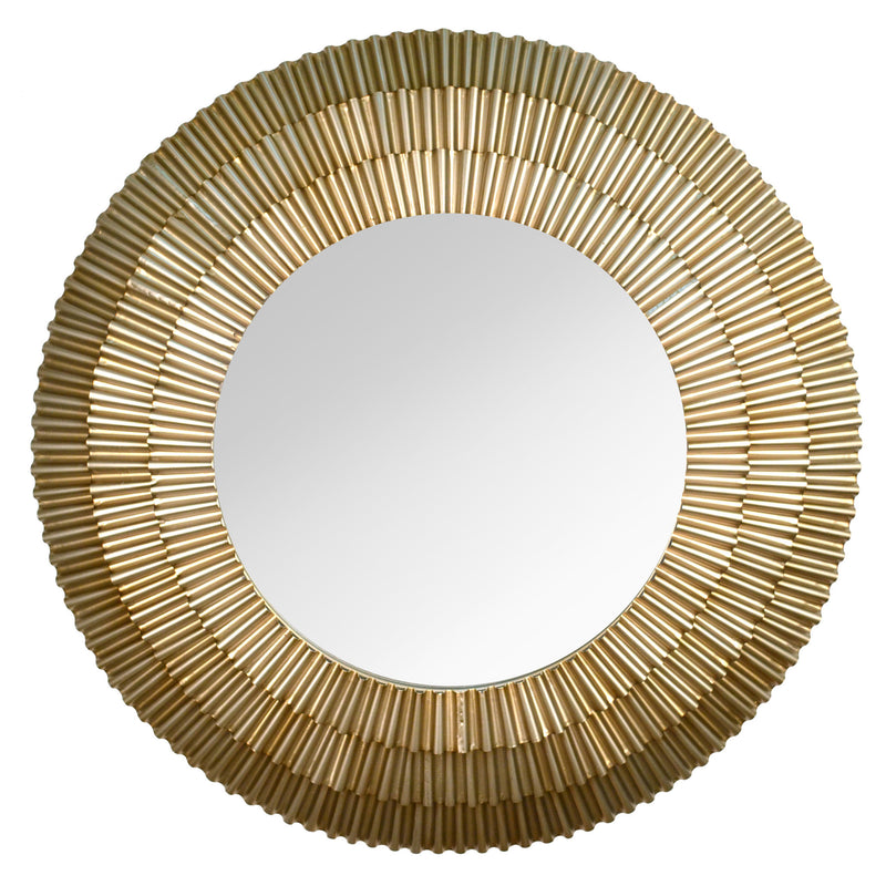 Champagne Layered Mirror