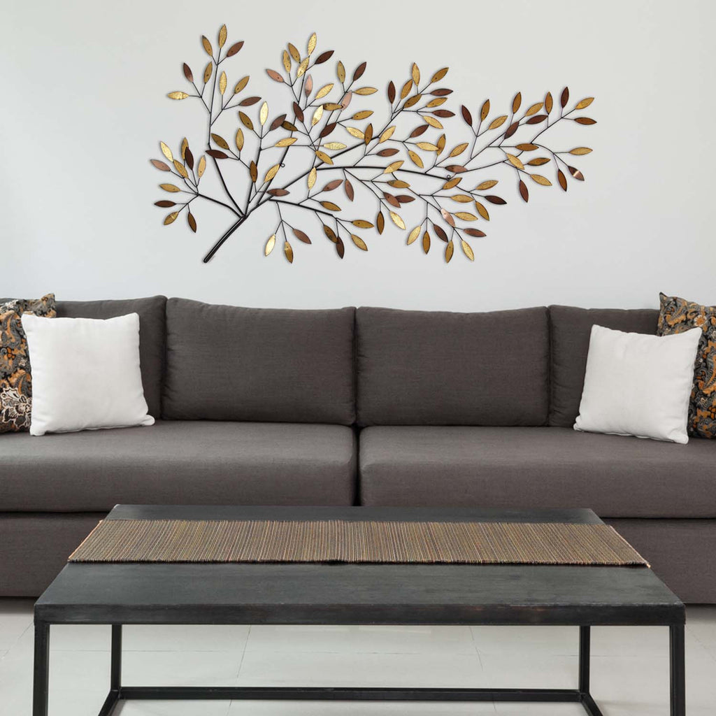 Blooming Tree Branch Wall D Cor Stratton Home Decor