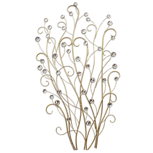 Stratton Home Décor Charming Acrylic Branch Wall Décor