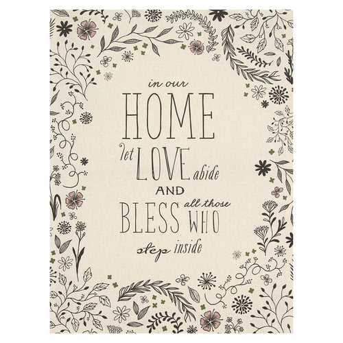 Stratton Home Décor Home Blessings Wall Art