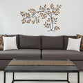 Stratton Home Décor Bronze Tree Branch Wall Decor