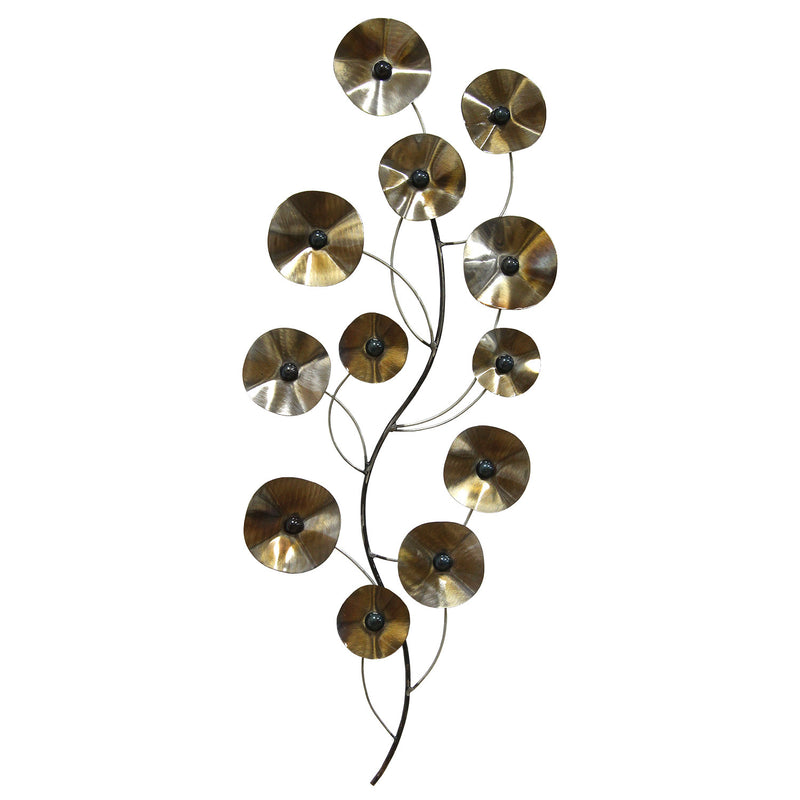 Gladious Flower Wall Decor