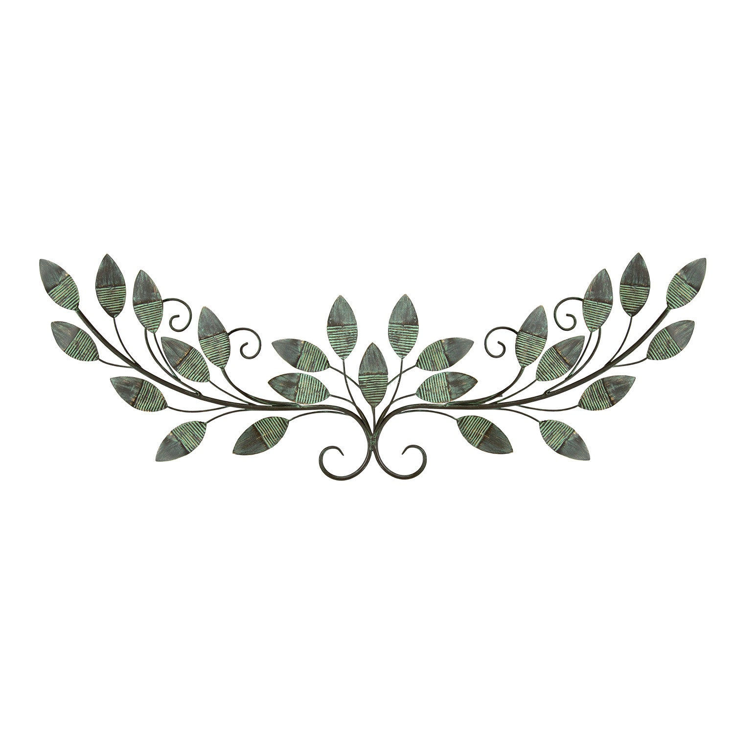 Mint Leaf Over the door Wall Décor – Stratton Home Decor