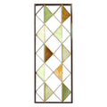 Multi Triangle Panel Wall Decor