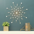 Sparkle Mirror Burst Wall Decor
